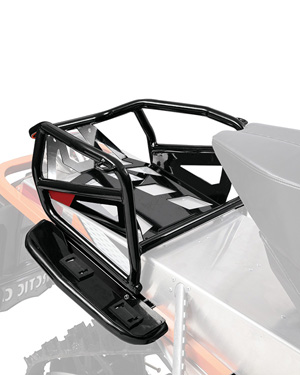 Arctic Cat Expedition Rack