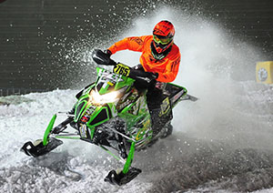 Team Arctic's Montana Jess Wins Duluth-photo by ArcticInsider.com
